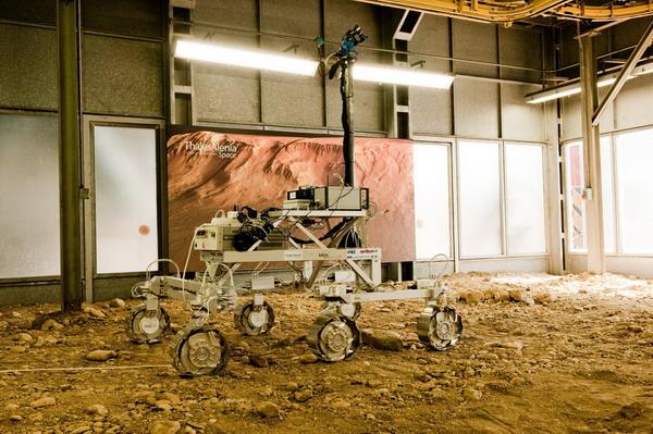 Un giavenese alla conquista di Marte