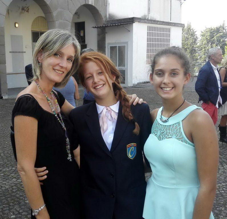 """Nel """"Collegio"""" di Rai 2 c'è anche Silvia Di Santo, di Caselette, studentessa del Pascal di Giaveno"""