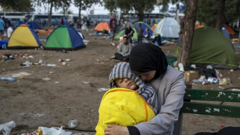 S.Antonino, profughi pakistani in parrocchia