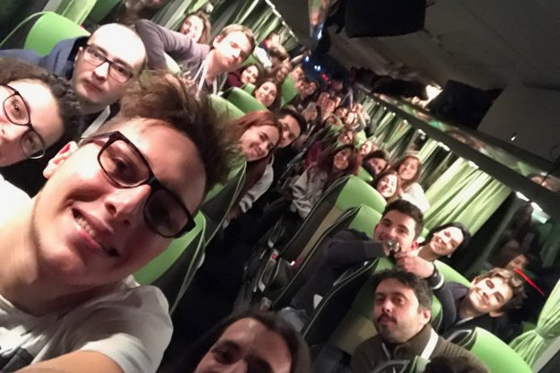 Diario della memoria. Studenti valsusini in viaggio sui luoghi della Shoah. Prima tappa: Budapest