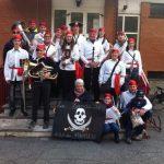 Borgone - La Filarmonica in maschera