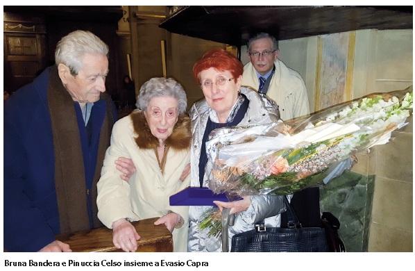 S.Antonino, Il sogno di Mario Celso compie 100 anni