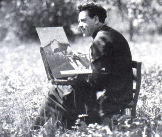 Mostra a Susa. Angelo Rescalli, paesaggi e poesia