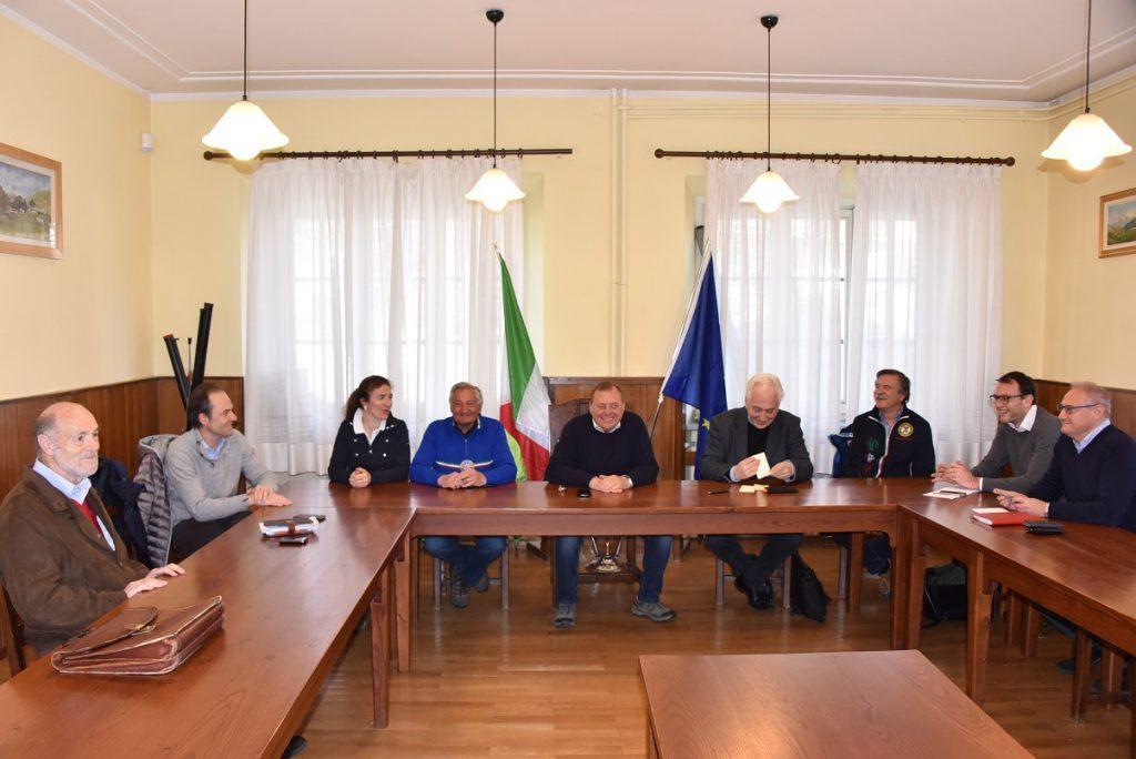 La Torino-Lione e i treni della neve. Foietta incontra i sindaci dell'Alta Valle di Susa