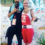 Una carezza in un pugno: ring d'oro con Mihaela Leuca, campionessa italiana di pugilato