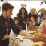 35) Il gelato al canestrello del pasticcere Simone Vercellina