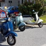 41) Sfilata auto e moto d'epoca del Club amatoriale Motor vej d'la Valsusa