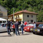 43) Sfilata auto e moto d'epoca del Club amatoriale Motor vej d'la Valsusa