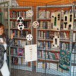 6) mostra bottoni d'epoca di Giorgina Bianco Prevot