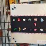 9) mostra bottoni d'epoca di Giorgina Bianco Prevot
