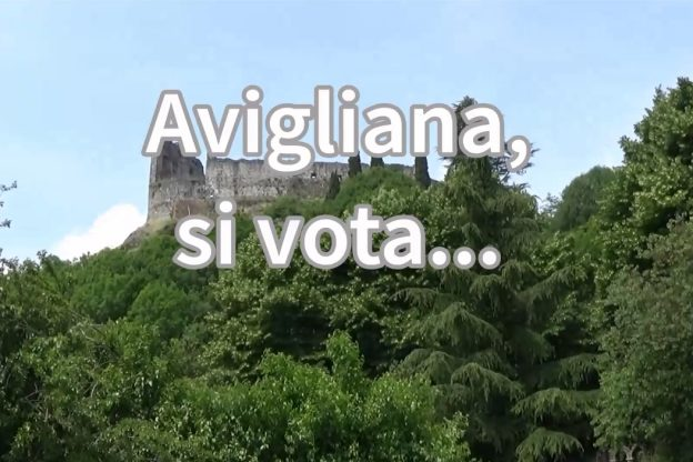 Verso il voto: al mercato tra la gente di Avigliana