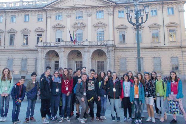 Studenti a Torino per imparare… l'inglese