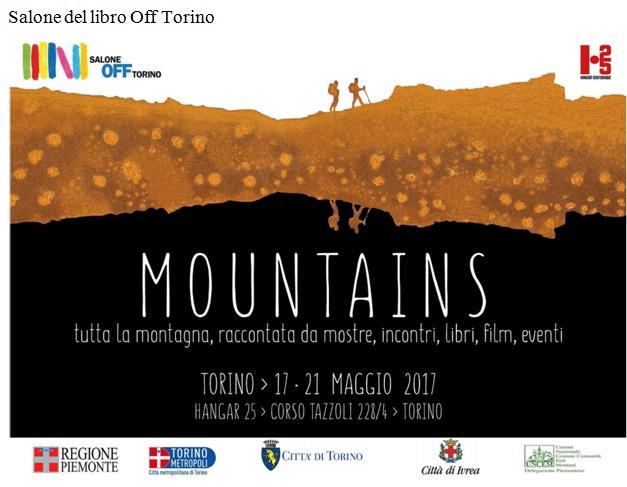 """""""Mountains"""" al Salone del Libro di Torino"""