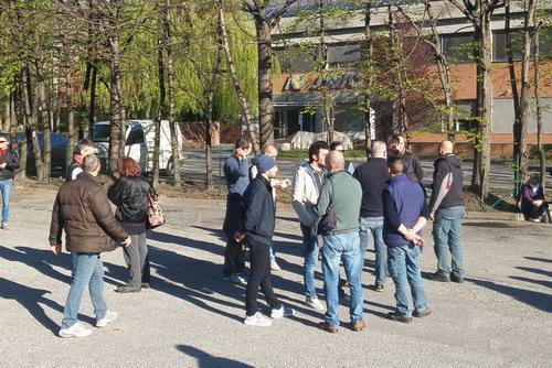 Savio, lavoratori in sciopero per evitare i licenziamenti