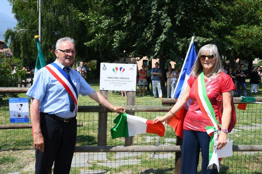 Condove e St.Michel, 40 anni di amicizia