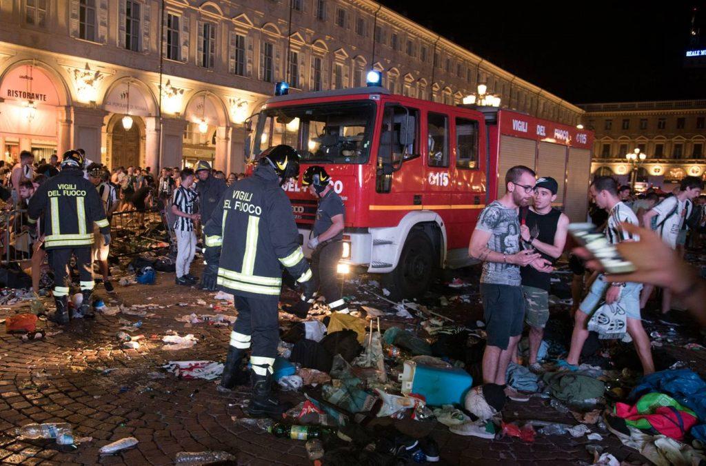 Dalla Valle a Torino, nella piazza del terrore