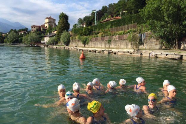 Grande nuoto sul Lago… Grande ad Avigliana