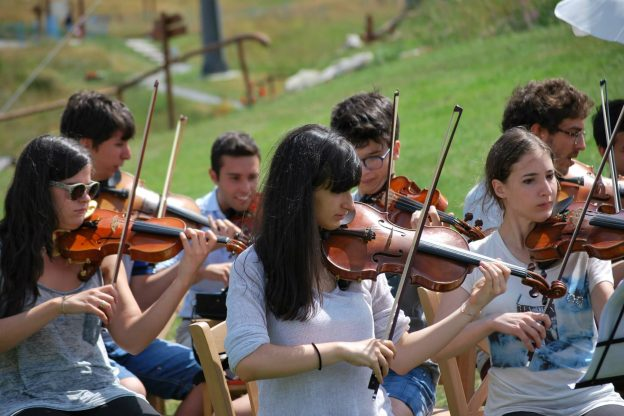 Bardonecchia, musica classica in altura