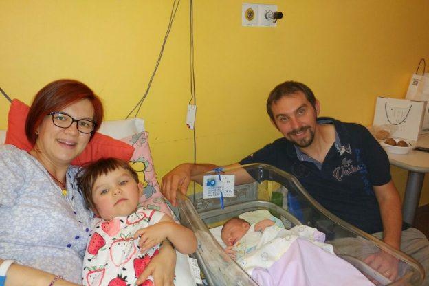 Parla il papà del piccolo coazzese, scortato dalla polizia per nascere