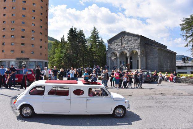 Raduno Fiat 500 d'Epoca