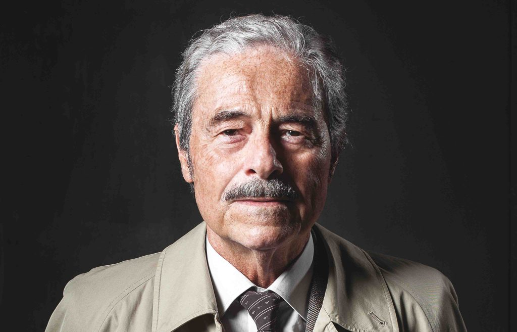 Massimo Dapporto a Bardonecchia