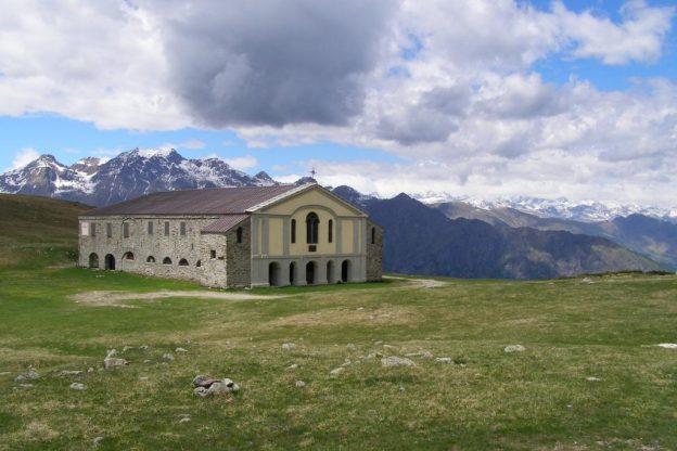"""Di corsa (o passeggiando a piedi o in bici) al Collombardo per la n° 40 di """"Voromie bin a le montagne"""""""