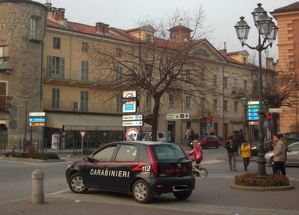 Raffica di furti in Val Sangone. Giaveno e Trana le più colpite
