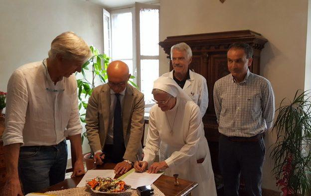 S.Antonino, le visite e gli esami medici si possono prenotare a Casa Famiglia