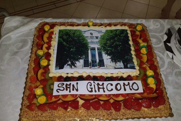 Susa, alla Casa di Riposo San Giacomo la festa estiva