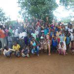 Tutti i bambini dell'orfanotrofio di Tohoun