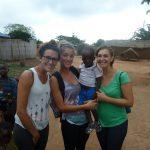 Giro nei villaggi di Kamé