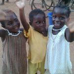 Bambine dell'orfanotrofio