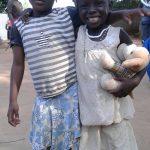 Bambini dell'orfanotrofio
