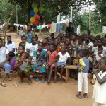 Tutti i bambini dell'orfanotrofio