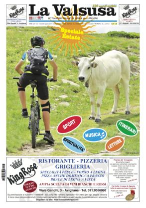 Prima pagina n.31 del 3 agosto 2017