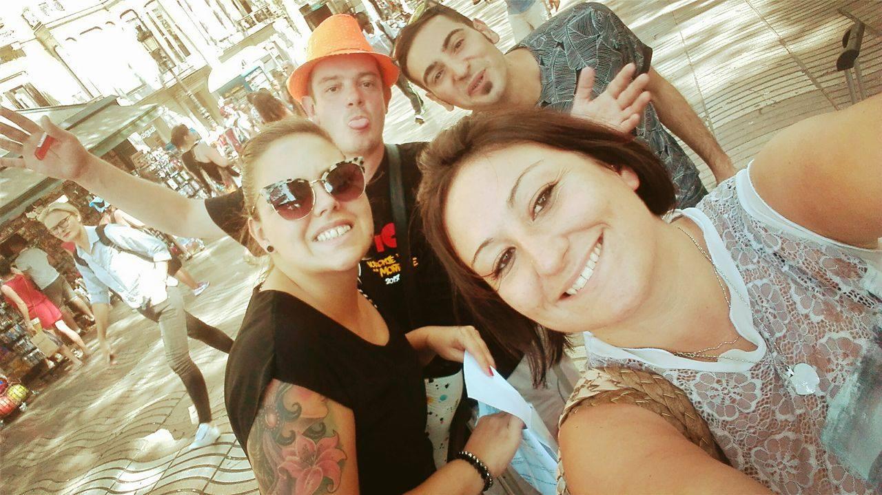 I quattro valsusini in vacanza a barcellona i terroristi for Barcellona vacanza