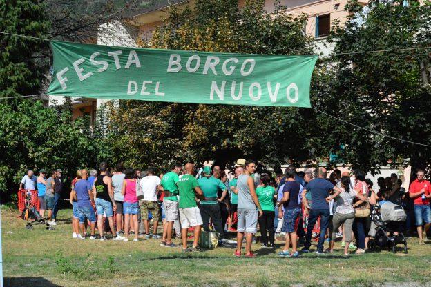 Susa, dal 25 al 27 agosto la 7a Festa del Borgo Nuovo