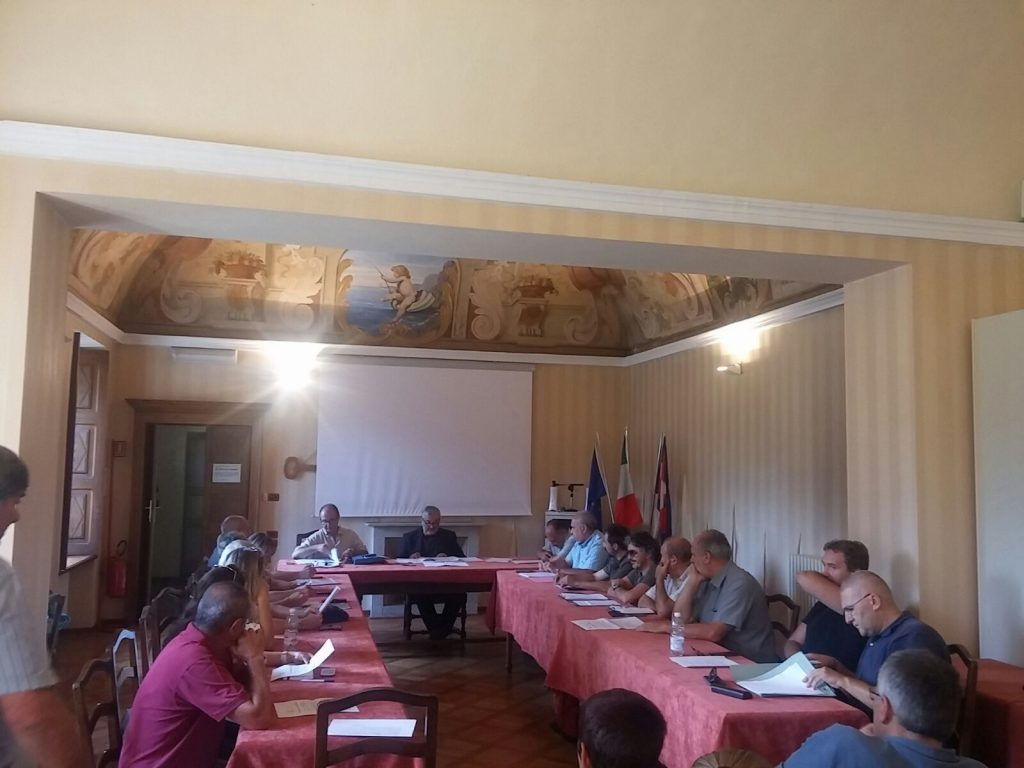 Carlo Giacone è il nuovo presidente dell'Unione Valsangone