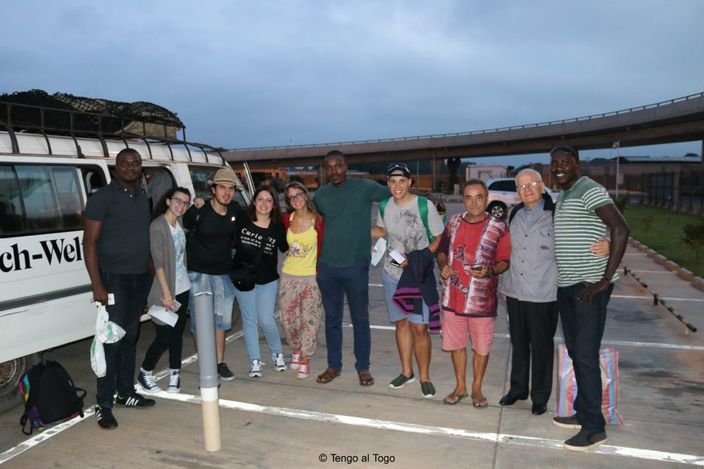 Noi, dai banchi di scuola all'incontro con l'Africa – Fotogallery