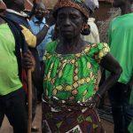 Anziana di Kamé