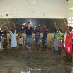 I bambini del laboratorio di danza
