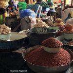 I mercato coperto di Atakpamé