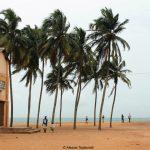 La spiaggia di Agbodrafo