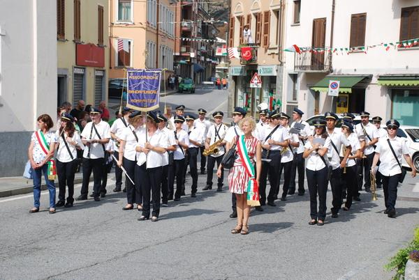 Susa: oggi, domenica 3 settembre, il 2° raduno delle bande musicali valsusine