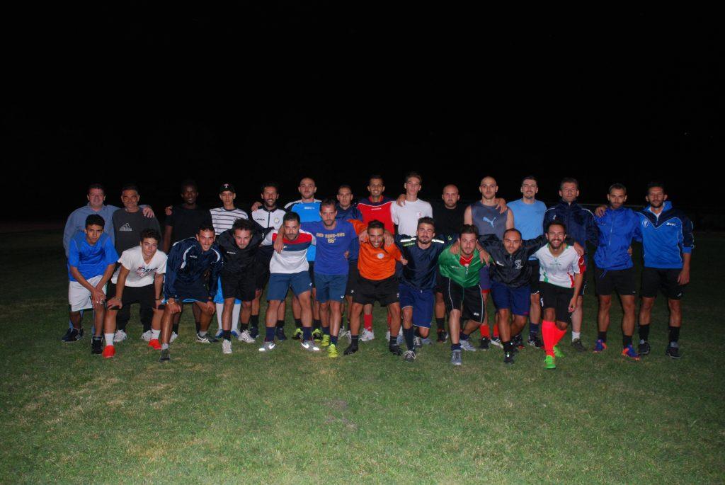 Susa, calcio: la nuova Unione Sportiva riparte dalla Terza Categoria