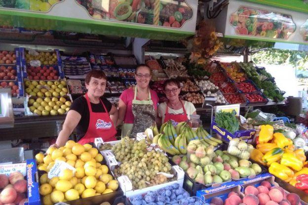 60 anni di frutta e verdura in Valmessa