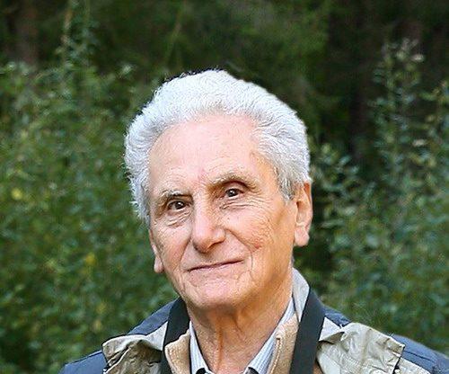 SAntonino: se ne è andato Giuseppe Pangrazi, il fotografo del paese