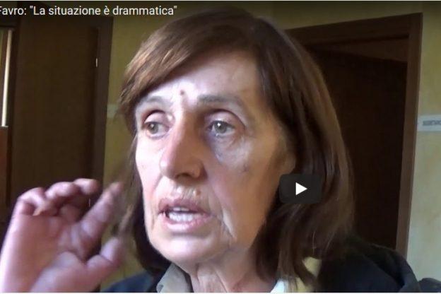 """Piera Favro, sindaca di Mompantero: """"Il fuoco avvolge tutta la montagna"""""""
