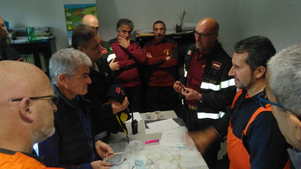 Incendi, il presidente Chiamparino in Val Susa e Val Sangone