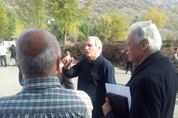 Don Ciotti a Condove ricorda il no alle armi degli operai della Monce.  Sabato 21 ottobre in onda su Rai Uno
